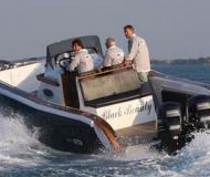 Yacht Tender Fish 28 for hire in Hyeres