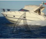 Motor boat Zaffiro 34 for hire in Lefkas