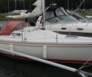 Sailing boat Albin 78 available for charter in Sabyvikens Marina