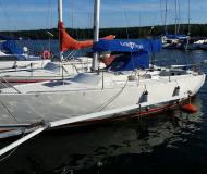 Sail boat Albin Express Cruising available for charter in Sabyvikens Marina