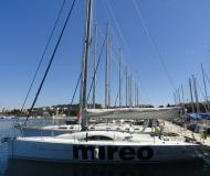 Sailing yacht Archambault 40 available for charter in Pula