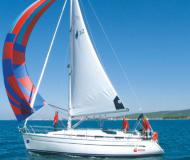Sail boat Bavaria 32 for charter in Pirovac