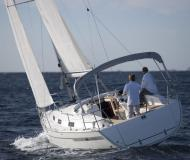Sailboat Hire Germany Bavaria 32 Cruiser Marina Lauterbach