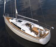 Sail boat Bavaria 34 Cruiser available for charter in Saltsjoe Duvnaes