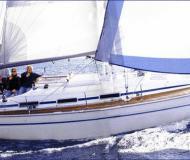 Sailing yacht Bavaria 36 for rent in Marina Zaton Sibenik