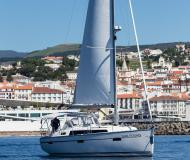 Sailing yacht Bavaria 37 for charter in Angra do Heroismo