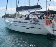 Yacht Bavaria 39 Cruiser for charter in Marigot Bay Marina