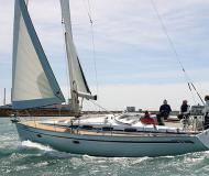 Bavaria 40 Cruiser Segelyacht Charter Amalfi