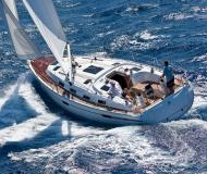 Bavaria 40 Cruiser Segelboot Charter Breege