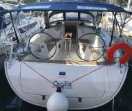Sailing yacht Bavaria 41 Cruiser for hire in Preveza Marina