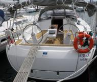 Sailing boat Bavaria 41 Cruiser for charter in Marina Dalmacija