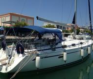 Segelboot Bavaria 42 Cruiser Yachtcharter in Marina Lefkas
