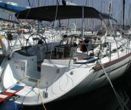 Sailing boat Bavaria 44 available for charter in Primosten