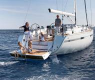 Bavaria 45 Cruiser Segelyacht Charter Ancona