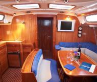 Bavaria 46 Cruiser Segelyacht Charter Rio Marina