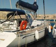 Yacht Bavaria 50 Cruiser for charter in Grand Harbour Marina