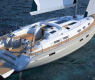 Yacht Bavaria 50 Cruiser - Sailboat Charter Hyeres