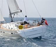 Bavaria 50 Cruiser Segelboot Charter Olbia