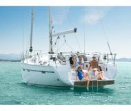 Segelyacht Bavaria 51 Cruiser Yachtcharter in Marina di Sant Elmo