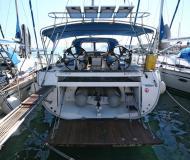 Segelyacht Bavaria 55 Cruiser Yachtcharter in Yachthafen von Lavrio