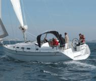 Yacht Cyclades 39.3 - Sailboat Charter Angra dos Reis