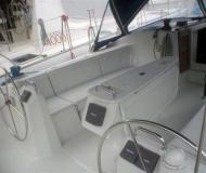 Sailing yacht Cyclades 43.3 for rent in Petcharat Marina