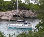 Sailing yacht Cyclades 43.3 for rent in Santa Cruz de Tenerife