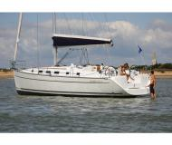 Sailing boat Cyclades 43.4 for charter in Procida