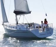 Sailing yacht Cyclades 43.4 available for charter in Nettuno