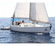 Dufour 30 Classic Segelyacht Charter Palairos