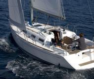 Segelboot Dufour 325 Grand Large Yachtcharter in Marina Frapa