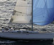 Sailing yacht Dufour 34 for hire in Rhodes city