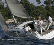 Yacht Dufour 34 performance for rent in Marina Frapa