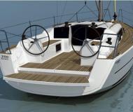 Sailing boat Dufour 350 Grand Large for hire in Marina Dalmacija