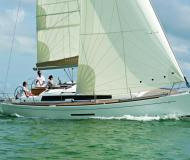 Sailing yacht Dufour 380 Grand Large for rent in Ajaccio