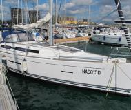 Sail boat Dufour 405 Grand Large for rent in Salerno