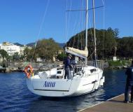 Yacht Dufour 410 Grand Large chartern in Furnari