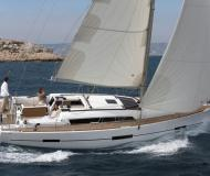 Segelboot Dufour 412 Grand Large Yachtcharter in Port Pin Rolland