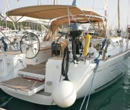 Segelyacht Dufour 445 Grand Large chartern in Göcek Marina