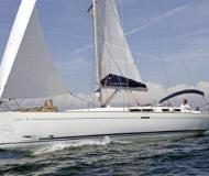 Segelboot Dufour 455 Grand Large chartern in Marina Le Marin