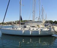 Segelyacht Dufour 50 chartern in ACI Marina Pula