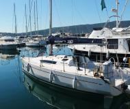 Sail boat Elan 310 available for charter in Tivat Marina