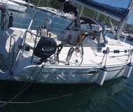 Sail boat Elan 36 for rent in Marina Dalmacija