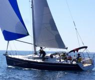 Sailing yacht Elan 410 available for charter in Skradin