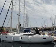 Segelboot Elan 444 Impression chartern in ACI Marina Pula