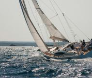 Sailing boat Elan 50 Impression for charter in Marina Izola