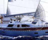 Segelboot Feeling 416 Yachtcharter in Marina Le Marin