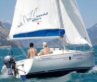 First 211 Sailboat for rent Malcesine