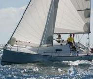 Sail boat First 27.7 available for charter in Landbouwhaven Marina