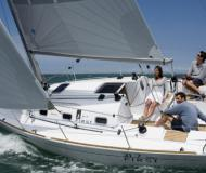 Yacht First 31.7 available for charter in Mali Losinj